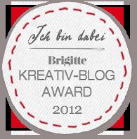 BRIGITTE-Kreativ-Blog-Award