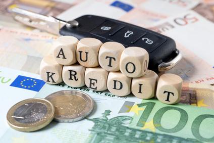 Autokredit mit Schlussrate für niedrigere Zinsen