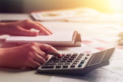 Onlinekredit lokal mit dem Taschenrechner oder online berechnen