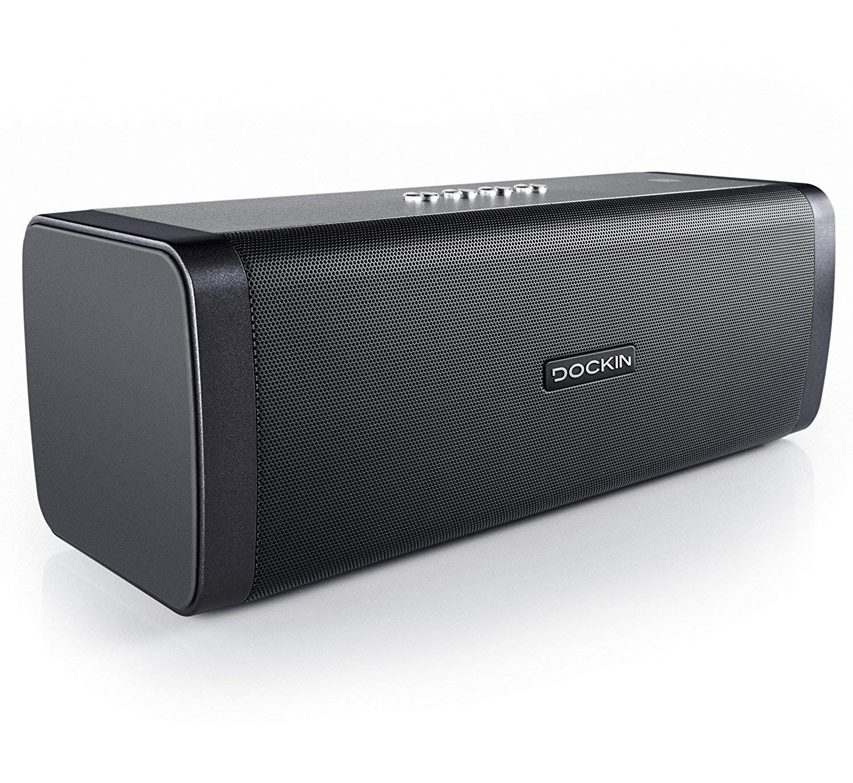 DOCKIN D FINE Hi-Fi Bluetooth Speaker