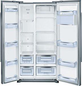 Side-by-Side Kühlschrank Vergleich