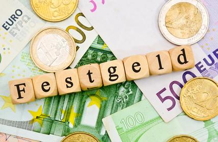 Festgeldvergleich: Jetzt vergleichen und in Festgeld anlegen