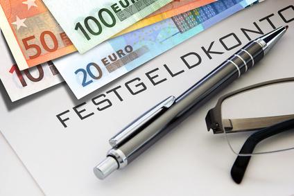 Festgeld Zinsen: Jetzt vergleichen und höchste Zinsen sichern
