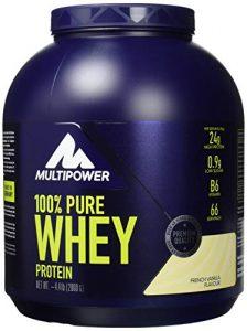 Whey Protein Vergleich