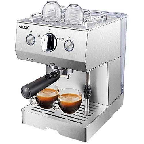 Espressomaschine Vergleich