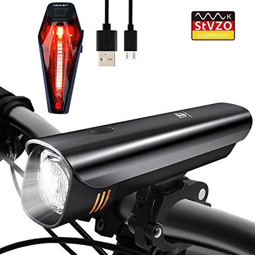 Die beste Fahrradbeleuchtung