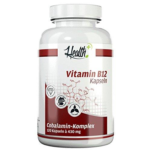 Vitamin-B12 Vergleich