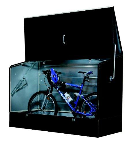 Fahrradbox Test