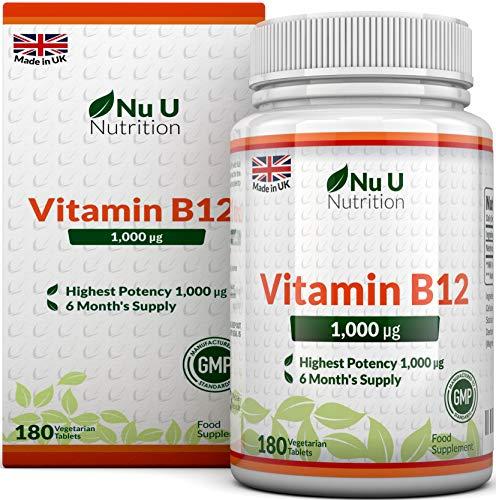 Vitamin-B12 Test und Vergleich