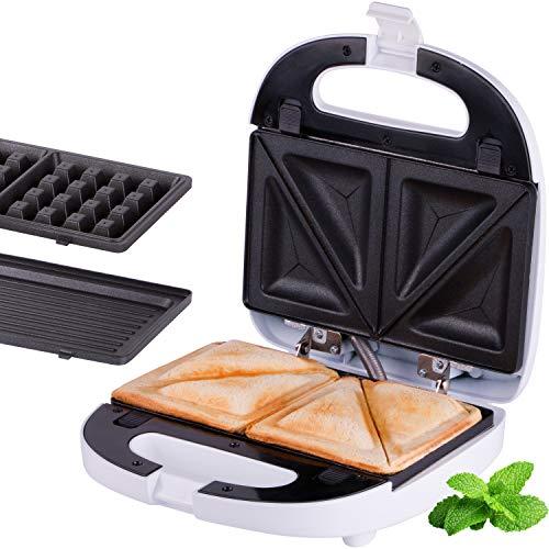 Sandwichmaker Vergleich