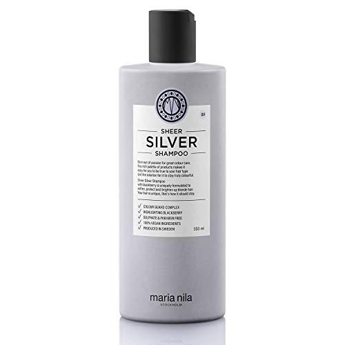 Silbershampoo Test