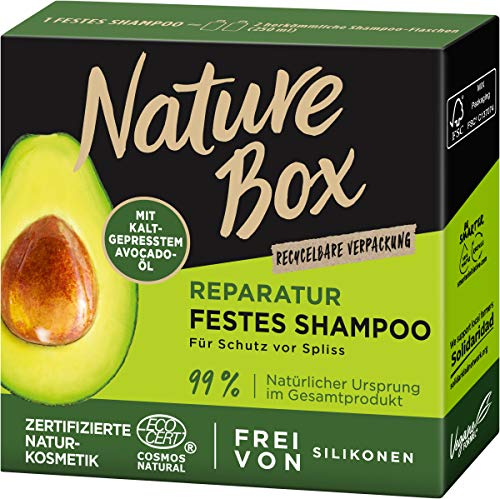 Festes Shampoo Vergleich